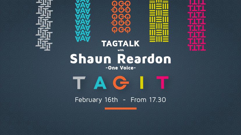 Tag-Talk with Shaun Reardon